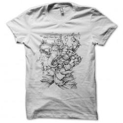 Tee shirt Ganesh guerrier artwork  sublimation