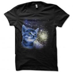 tee shirt le chat dans...