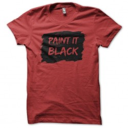 Paint it Black Rolling...