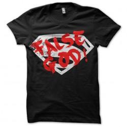 False God shirt - black...