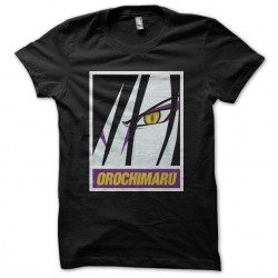 Tee shirt Naruto Orochimaru...