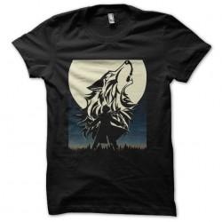 sublimation black fable shirt