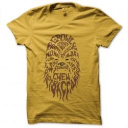 shirt chewbacca grow...
