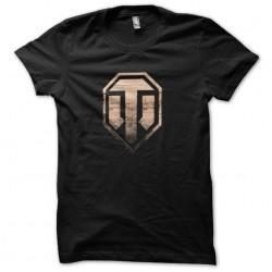 shirt world of tank black...