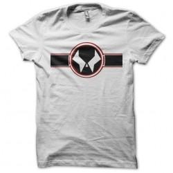 Spawn logo white sublimation t-shirt