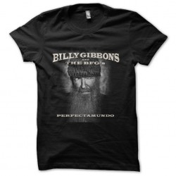 shirt zz top billy gibbons...