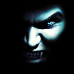 tee shirt vampires shadow sublimation