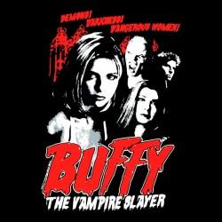tee shirt buffy vampires slayer sublimation