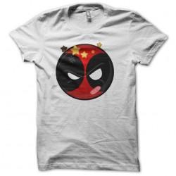 Numb Deadpool logo white...