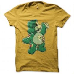 shirt t-shirt zombie...