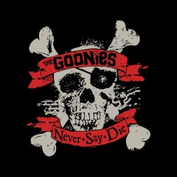 shirt the goonies rare sublimation