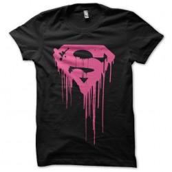 superman t-shirt sublimation