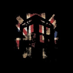doctor who england sublimation shirt