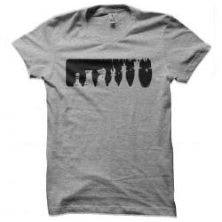 shirt echec game gray...