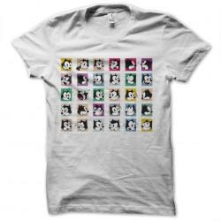 tee shirt felix le chat sublimation