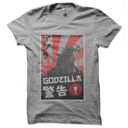 godzilla shirt japan...