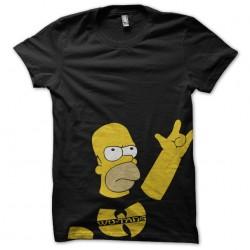 homer shirt simpson wu tang...