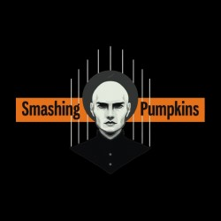 shirt smashing pumpkins rare sublimation