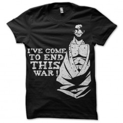 Shanks - this war is over...