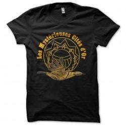 tee shirt les cites d or...