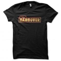 tee shirt the hangover film...