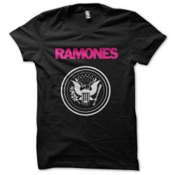 tee shirt ramones flashy...