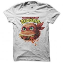 shirt turtle ninja burger...