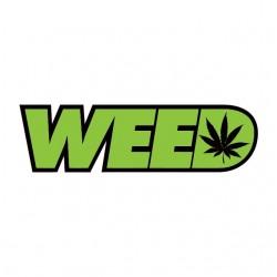 white ganja weed...