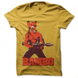 bambo shirt is bambi...