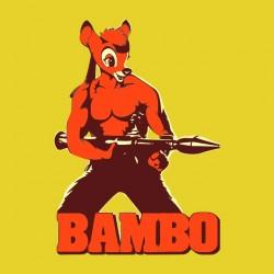 bambo shirt is bambi sublimation