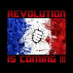 revolution black sublimation shirt