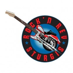 shirt sturgis rock n roll sublimation