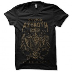 shirt warcraft azeroth...