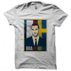 shirt Ibrahimovic white...