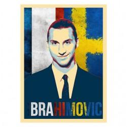 shirt Ibrahimovic white sublimation