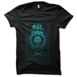tee shirt alice in chains...