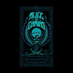 alice in chains shirt horror show sublimation