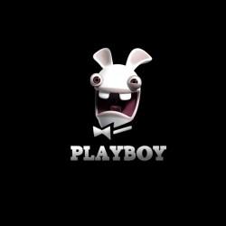 Tee shirt  playboy sublimation