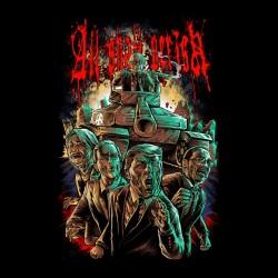 shirt donald trump zombie apocalypse sublimation
