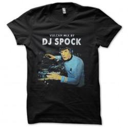tee shirt dj spoke vulcain...