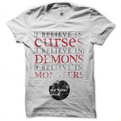 tee shirt sorcelerie...