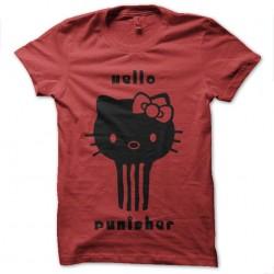 tee shirt hello punisher...