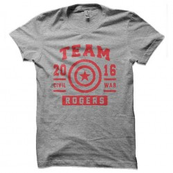 tee shirt team rogers civil...