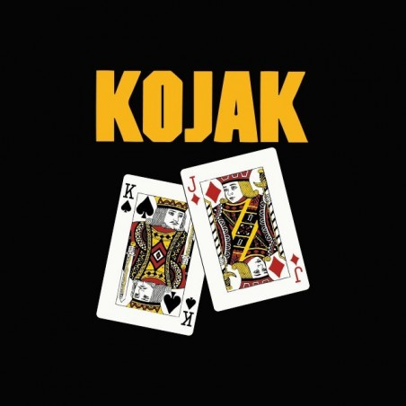 Poker King Jack T-shirt pair Kojak black sublimation