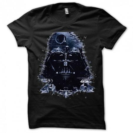 T-shirt black Vador Sublimation vessels