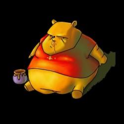 tee shirt Winnie Pfiou...