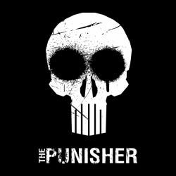 shirt the punisher ghost sublimation