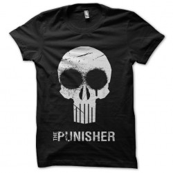 shirt the punisher ghost...