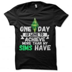 tee shirt sims 3 funny...