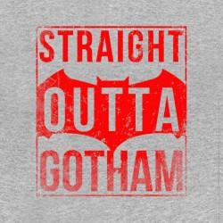 straight outta gotham sublimation shirt